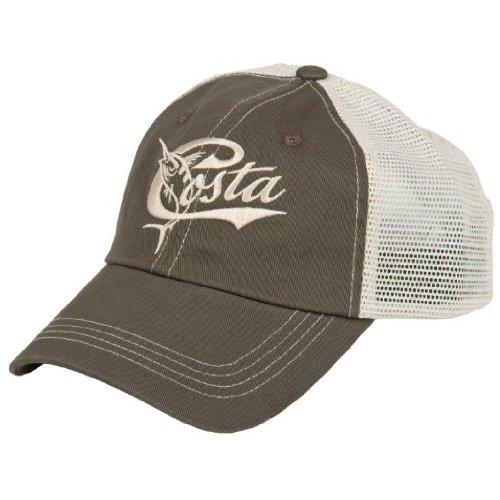 Costa HA23M Retro Trucker Hat Moss/ (Good Trucker Hat)