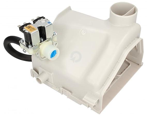 LG 4925EN1001B - Dispensador con manguera y válvula para lavadora ...
