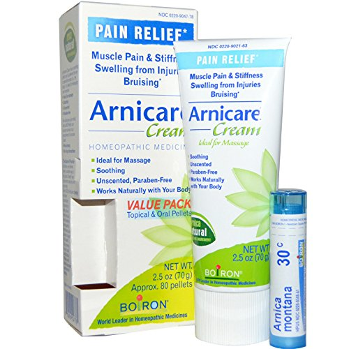 Boiron Labs Arnicare Cream - Value Pack -- 3 per case.
