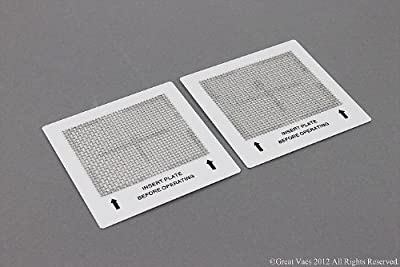 2 Small Ozone Plates for New Comfort CH, RH, CA, BL, & BA Air Purifier