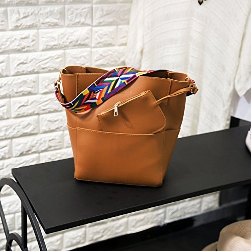 Shoulder Handbag BaBaSM Women Bag Bag Bag Large Capacity Stylish Messenger Shoulder twwA4qIO