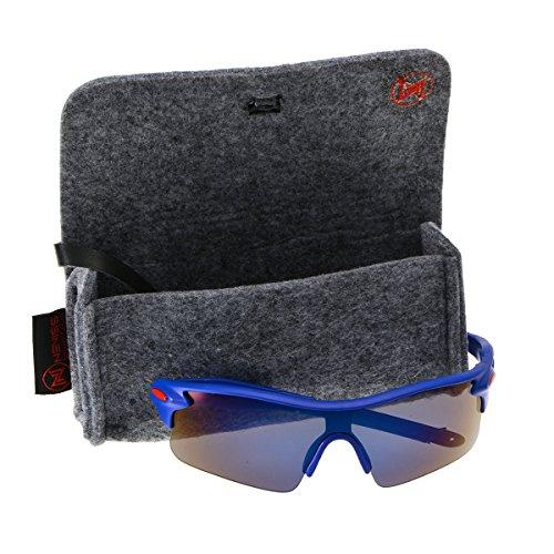 Men's cycling sunglasses grind blue - Nordstrom Mens Sunglasses