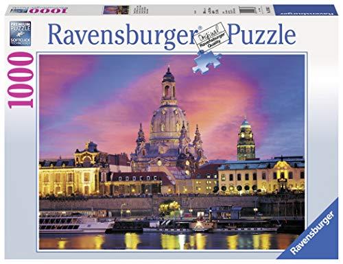 Ravensburger Women 's Church Dresden Jigsaw Puzzle (1000 Piece)