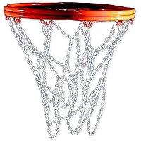 CSI Cannon Sports Red de Baloncesto de Cadena estándar con Ganchos S