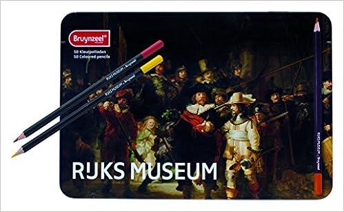 Bruynzeel Dutch Masters lata de 50 l/ápices de colores