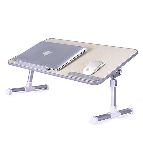 MAPUX Multifunzionale Tavolino Porta PC Computer Supporto PC ...