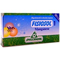 Specchiasol Fisiosol 01 Manganese 20Amp.