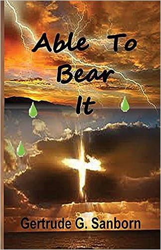 Download online Able to Bear It PDF, azw (Kindle), ePub, doc, mobi