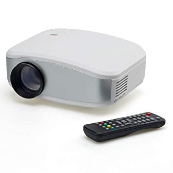 Mini proyector HD Home Micro Theater Peque?o proyector de Oficina ...