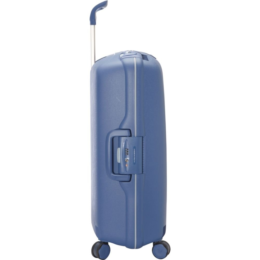 Amazon.com: Roncato Light Cabin Upright Spinner Avio Blue ...