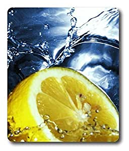 gel mouse pad A Splash Of Lemon PC Custom Mouse Pads / Mouse Mats Case Cover by lolosakes