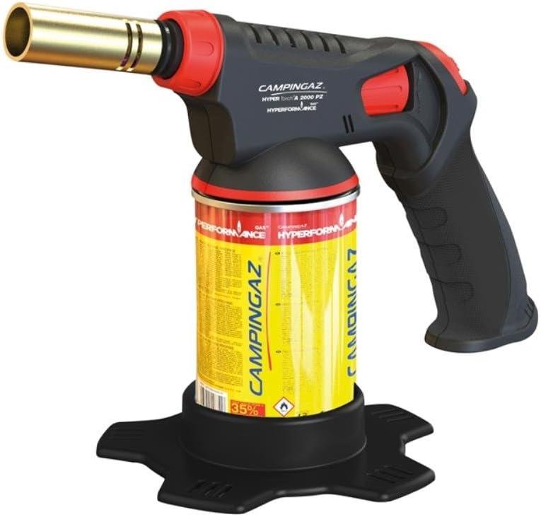 Campingaz GAZ02000PZ A2000PZ HyPerformance piezoeléctrico de encendido soplete con gas