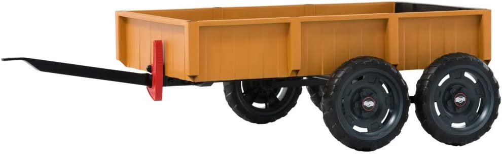 Berg 18 08 03 00 Tandem Trailer L For Buddy Orange Spielzeug