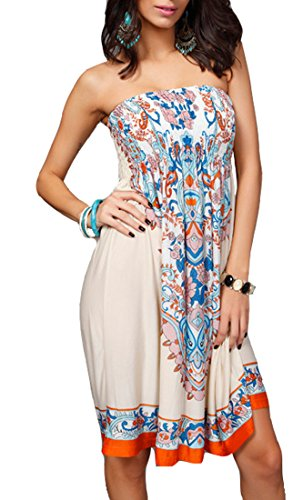 ACVIP Womens Bohemian Beach Dresses product image