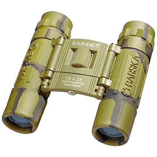 Barska 12x25 Lucid Binoculars Camouflage