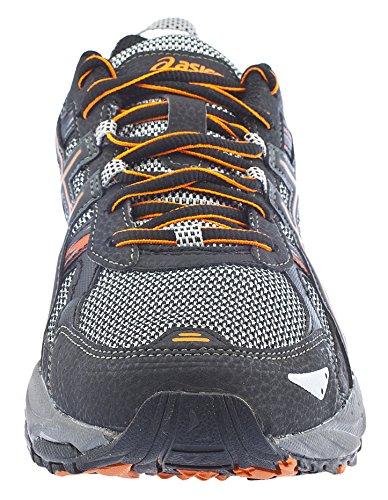 ASICS Men's Gel Venture 5 Running Shoe (8 D(M) US, Black/Shocking Orange) by ASICS (Image #1)