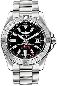 Breitling Avenger II GMT Men's Watch A3239011/BC35-173A