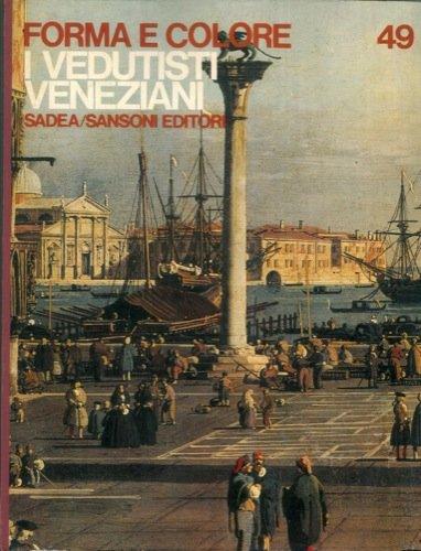 Calendario 1968.I Vedutisti Veneziani Unito A Vedutisti Veneziani Del A