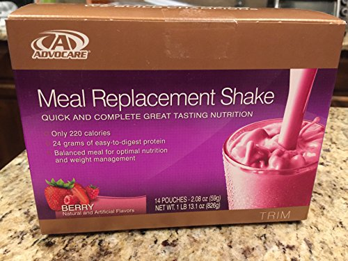 Advocare Meal Replacement Shake - Chocolate or Vanilla