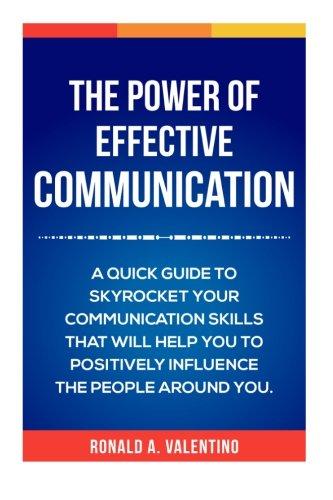 Power Effective Communication skyrocket communication product image