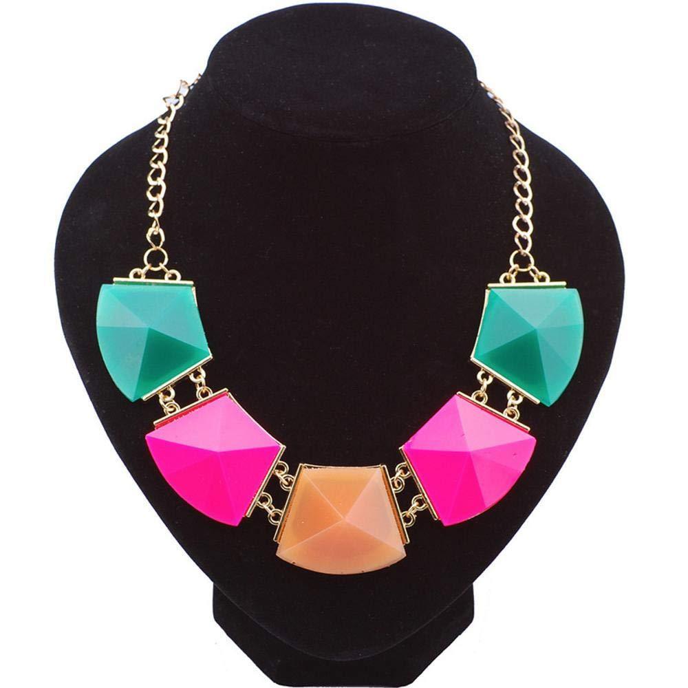 12cmx13cm cushang Mens Pendant Personality Leaf Fringed Diamond Necklace Perimeter