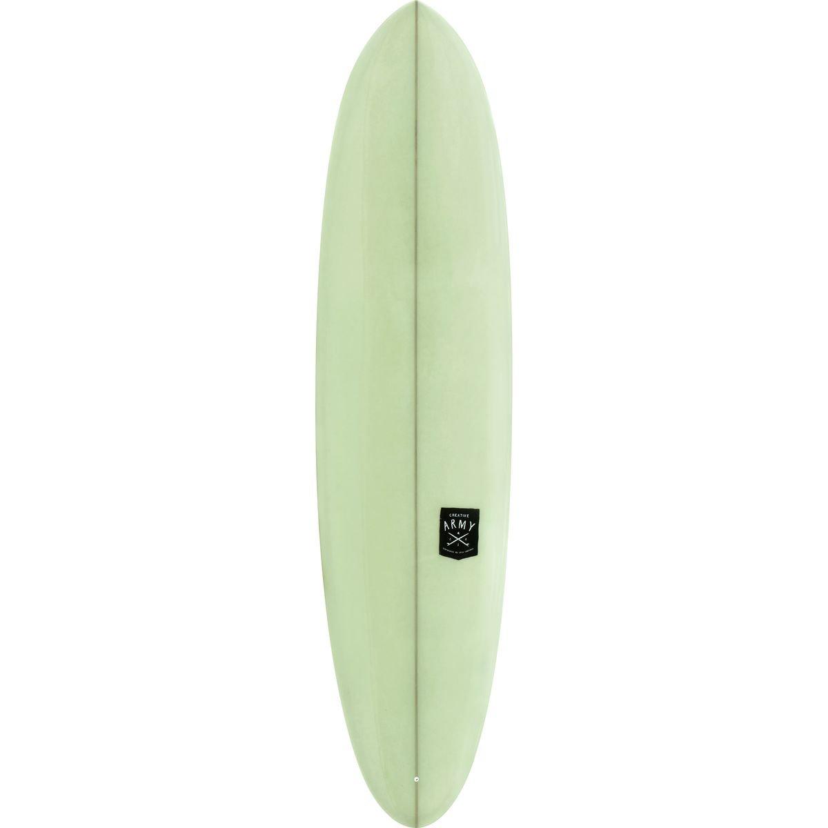 クリエイティブArmy 7ft Huevo PU PU Longboard Surfboard B07B9JGX71 Tint Olive Tint 7ft 6in, モノスタ:17b13e05 --- amlakbistoon.com
