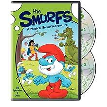 Smurfs: A Magical Smurf Adventure (2011)