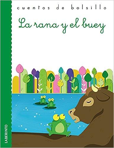 La rana y el buey (Cuentos de bolsillo): Amazon.es: Fedro, Viola ...