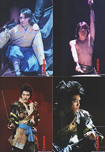 フォト4枚セット 二階堂高嗣 2011 舞台 「滝沢歌舞伎」