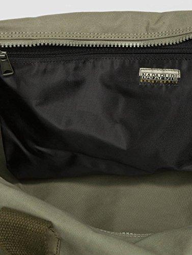 Men Napapijri Bering Accessories Khaki Green Bag 4HwxpHO