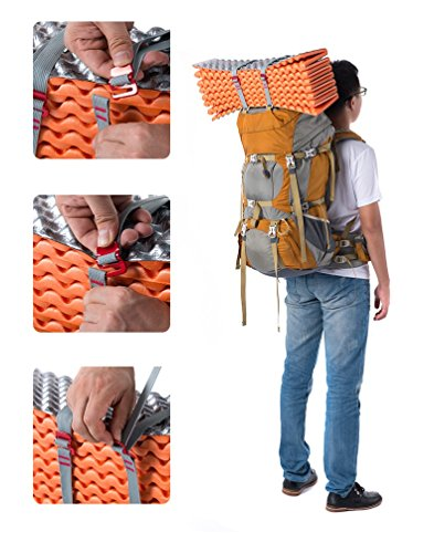 HYSENM zurrgurte cinghia tracolla Band valigetta Band borsa da viaggio zaino Outdoor 100cm/150cm/200cm Set