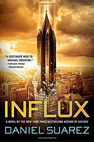 book cover of Influx