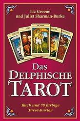 Das Delphische Tarot: Mit 78 schönen farbigen Tarot-Karten