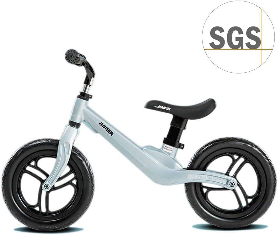 COEWSKE Bicicleta sin Pedales para Niños de 12