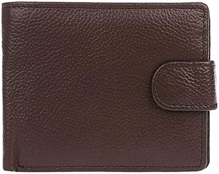 Fashion Men/'s Bifold Embossed Card Package Holder Billfold Wallet Purse Clutch