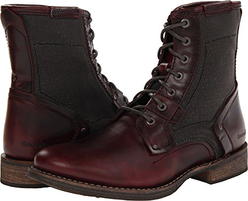 Caterpillar Men's Abe TX Boot,Oxblood,11.5 M US by Caterpillar