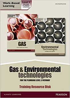 NVQ Level 3 Diploma Gas and Renewable Technologies Pathway Training Resource Disk: Technical Knowledge for Gas Operatives (NVQ / SVQ Plumbing)