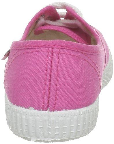 Victoria Inglesa Lona, Women's Trainers Pink (Fuscia)