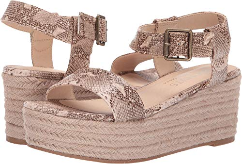 Matisse Women's Coconuts Sunchaser Espadrille Sandal Natural Synthetic 9 M US