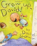 #2: Grow Up, David! (David Books)
