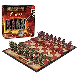 Disney 39 S Pirates Of The Caribbean Chess At World 39 S End Collector 39 S Edition In A