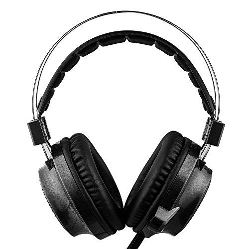 XHKCYOEJ Headset Stereo Headset/Headphones/Headphones/Chicken/Game/Head Wear/Light: Amazon.co.uk: Electronics