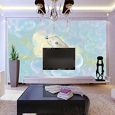 bbslt TV Wand-Hintergrund Modern minimalistische ...