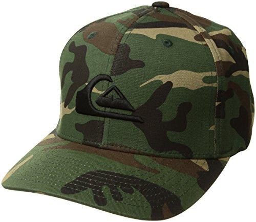Quiksilver Men's Mountain and Wave Hat, Olivine, L/XL