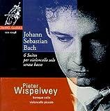 Johann Sebastian Bach:  6 Suites per Violoncello