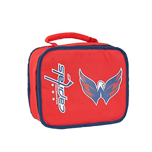 Officially Licensed NHL Washington Capitals Sacked Lunch Cooler