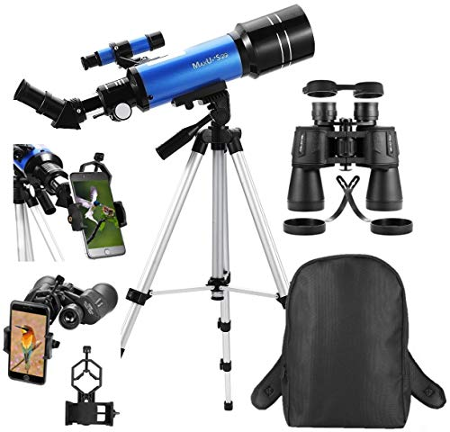MaxUSee Travel Scope with Backpa...