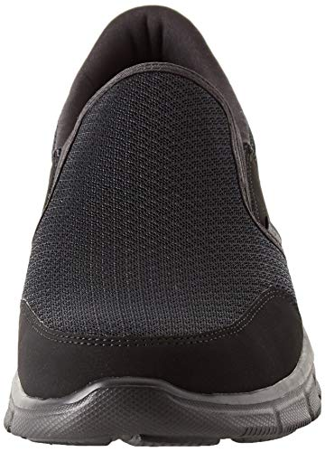 nbsp;Persistent Sneaker Skechers Uomo Bbk Nero Nero Equalizer CqaZ5