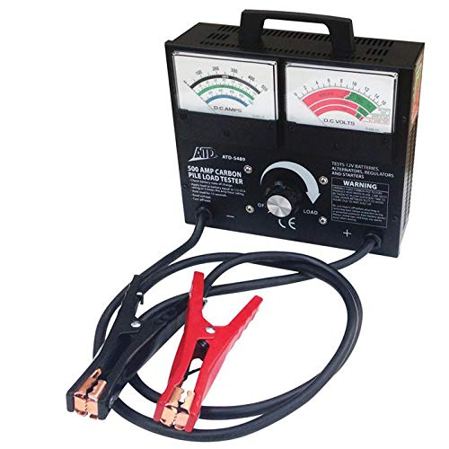 ATD Tools 5489 Variable Load Carbon Pile Battery Tester by ATD Tools (Image #2)