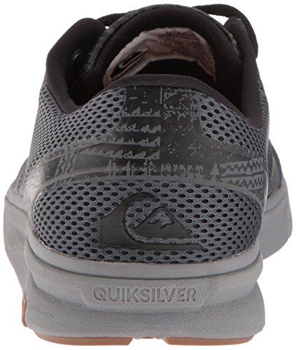 Pour Basses Chaussures Quiksilver Grey Plus Amphibian Homme orange grey ZzpISqx